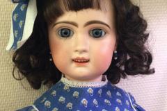Robe pour poupée Jumeau