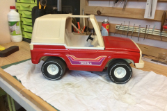 Voiture TONKA Ford Bronco