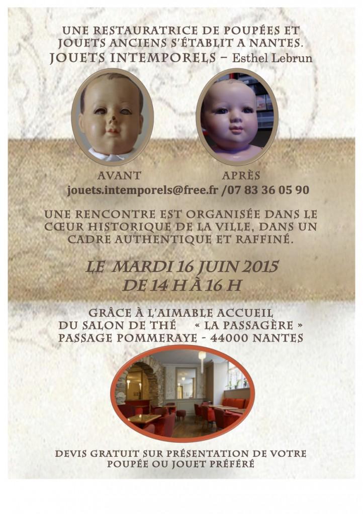 Rencontre à La Passagère @ La Passagère | Nantes | Pays de la Loire | France