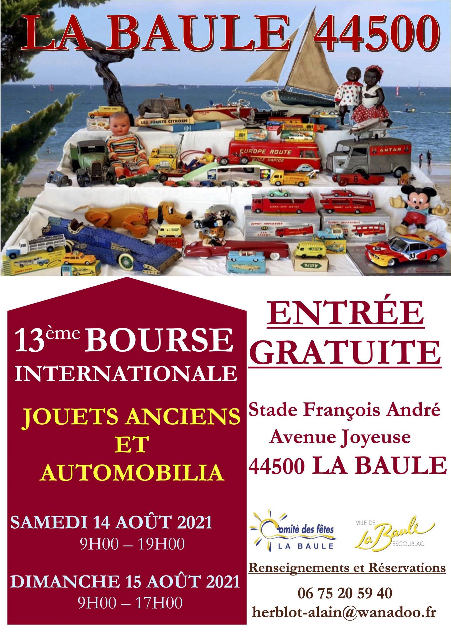 flyers bourse la baule 2021 (1)