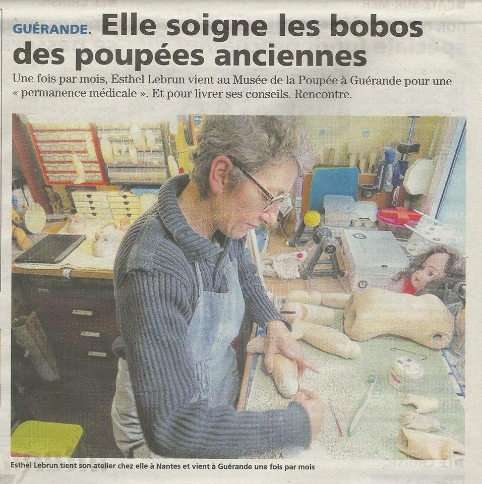 Rencontre au Musée de Guérande @ Musée de la poupée et des jouets anciens | Guérande | Pays de la Loire | France